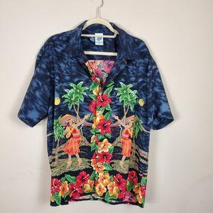 4/$25 KenningtonMens Hawaiian Shirt